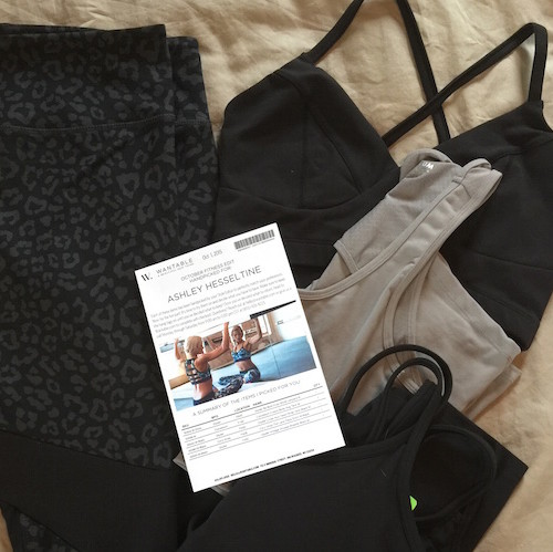 Wantable Fitness Review October 2015