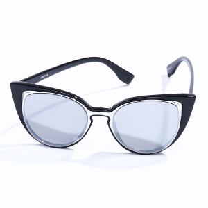 Iris Black Sunglasses