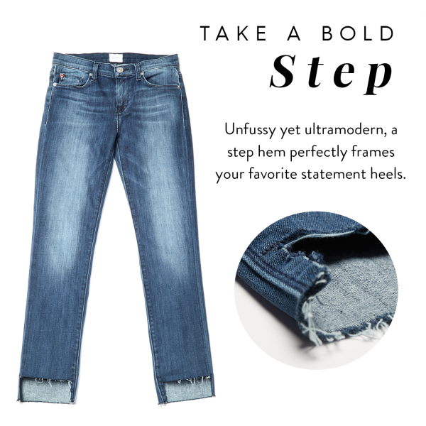 Take a Bold Step