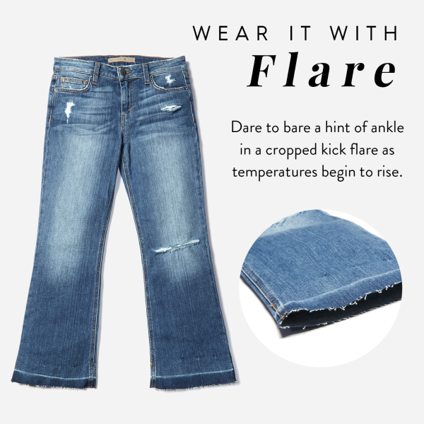 Wear It With Flare