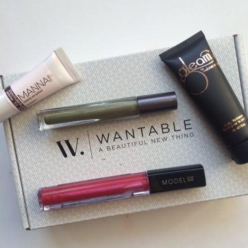 Wantable Makeup Review November 2015