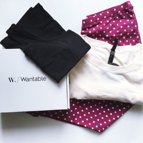 Wantable Intimates Collection - March 2016