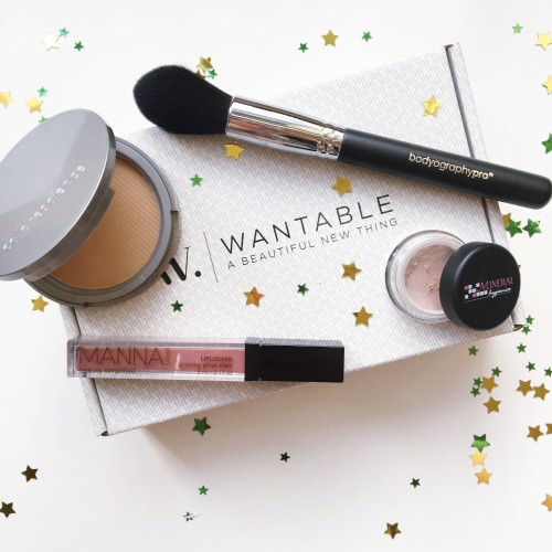 Wantable Makeup Review - March 2016