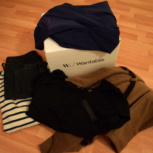 Wantable Style Review November 2015