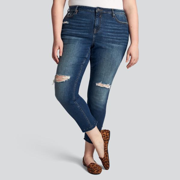 01dd1793478 Plus Size Ankle Pants