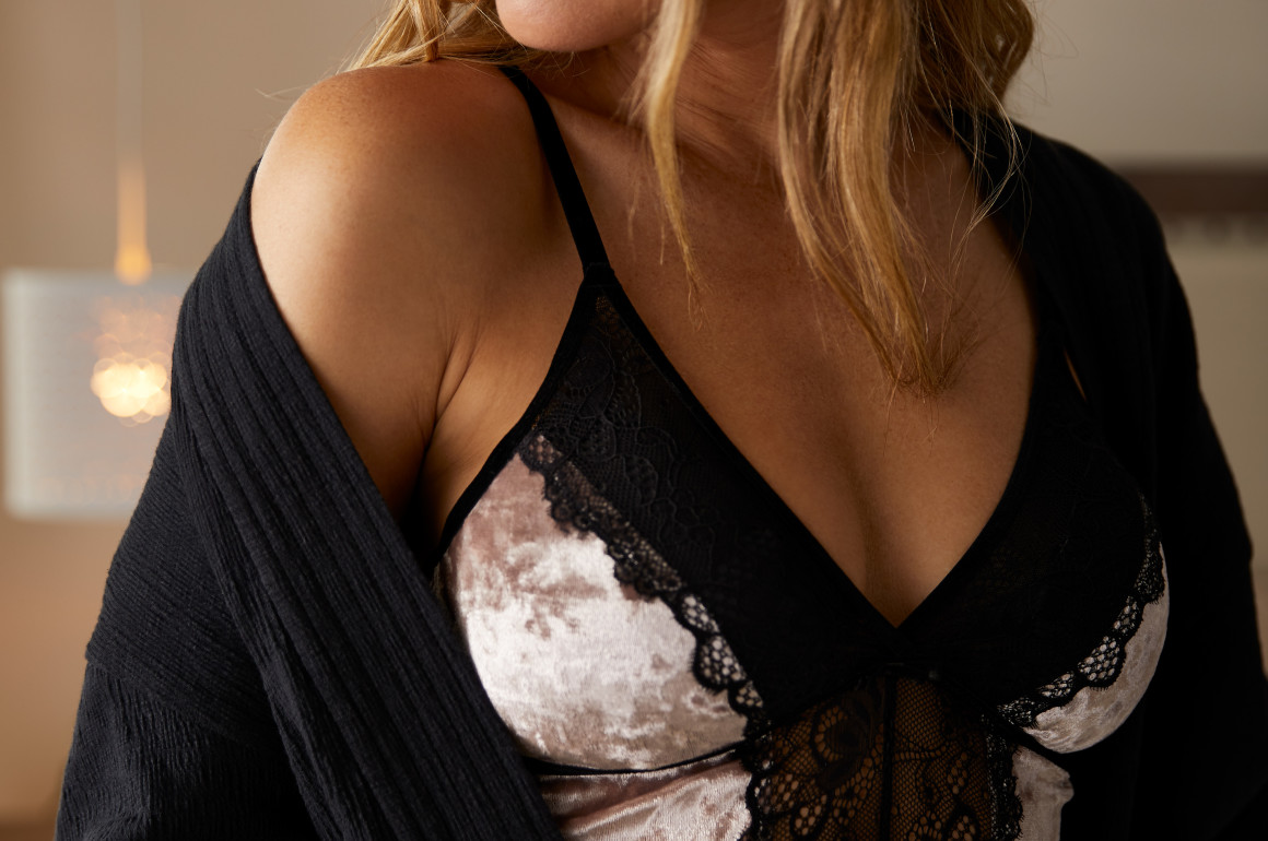 Velvet and Lace Rene Rofe Valerie Bralette from Wantable Intimates Subscription