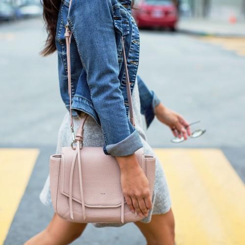 fall jacket styles: denim jacket