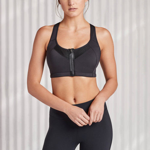 essential fitness gear: high-support bra