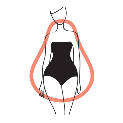 Flatter Your Figure: The Pear Body Shape