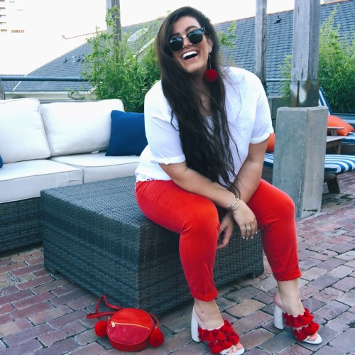 Cute Outfits for the 4th of July: Red White and New