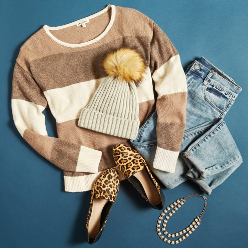 packing tips: cozy knits