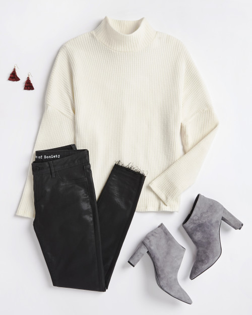 turtleneck outfits: