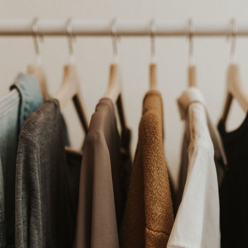 closet ideas: essentials