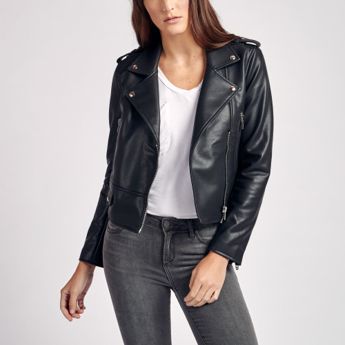what to wear: moto jacket