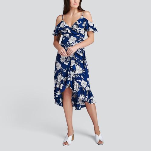 spring dresses: cold shoulder