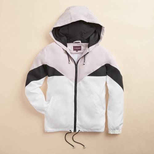 spring jacket: windbreaker jacket