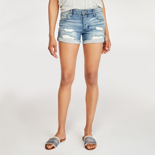 summer shorts: boyfriend shorts