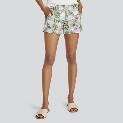 summer shorts: printed shorts