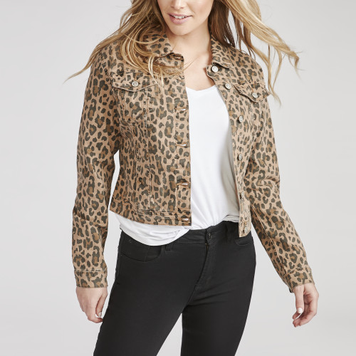 zodiac fashion: leopard jacket
