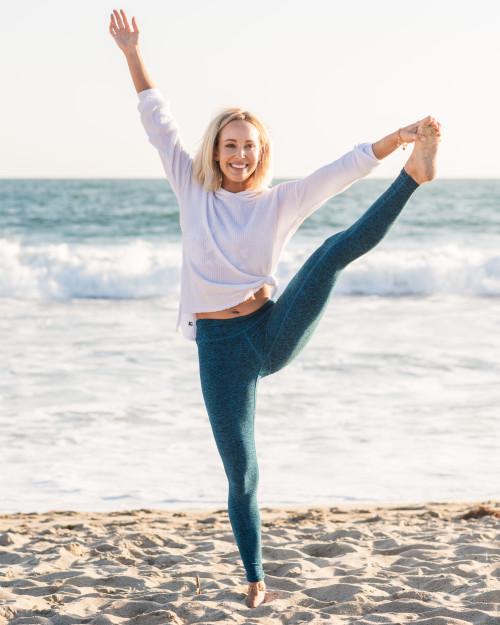self care tips: restorative yoga