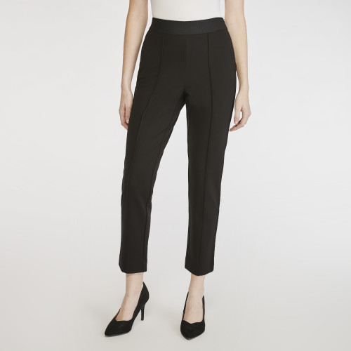 office outfits: ponte pant
