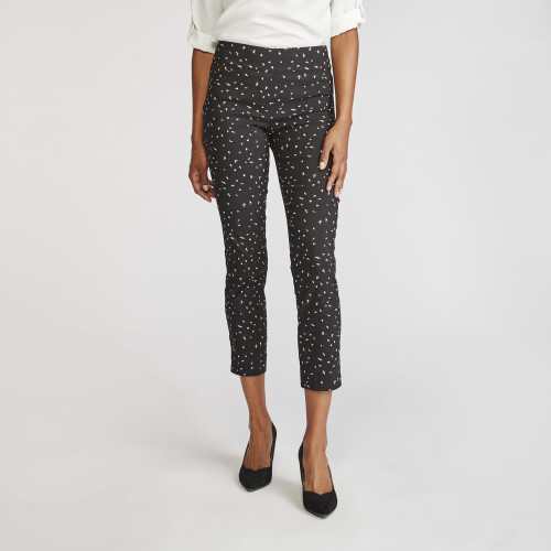 office outfits: printed trouser