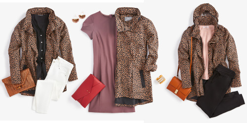 spring fashion: animal print outfits