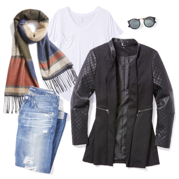 Fall Wardrobe Essentials: Scarves