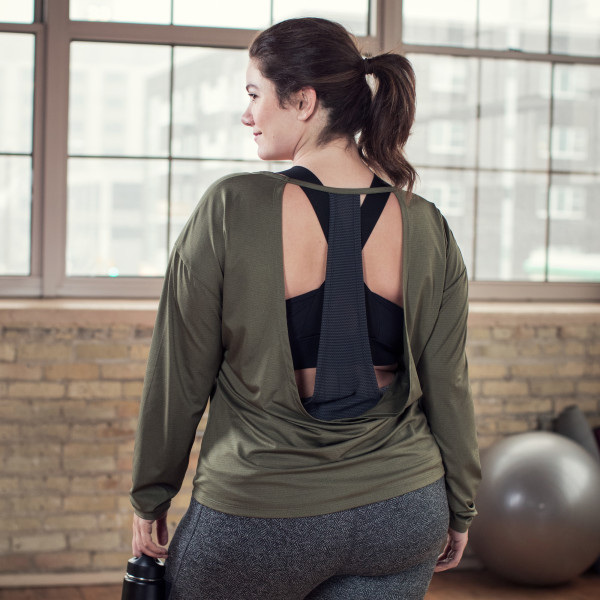 New Plus Size Fitness Gear