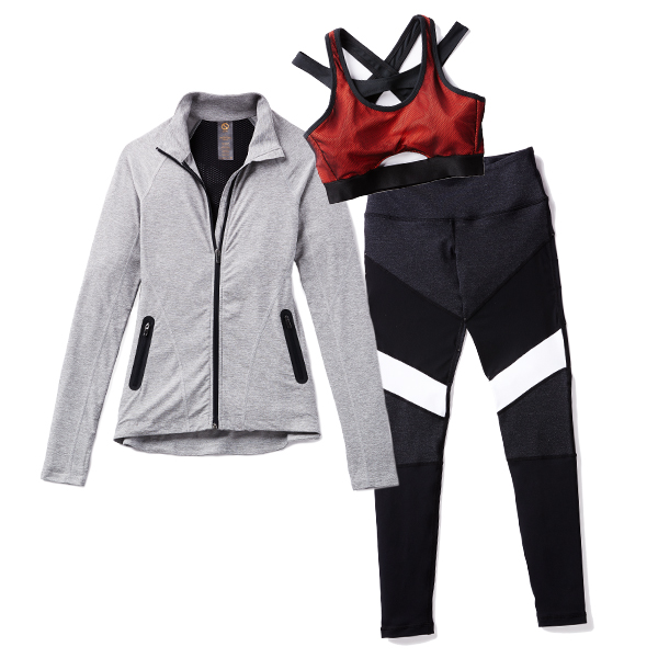 Active Fitness Jacket